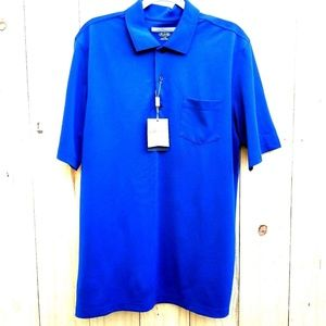 Greg Norman Tech Perfomance Golf Polo Shirt